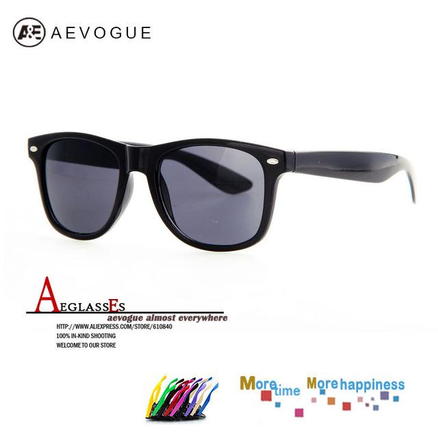Aevogue 80 s ретро-дизайнер солнцезащитные очки мужчины высокое качество с красочными унисекс солнечные очки óculos / gafas-де-сол DT0017
