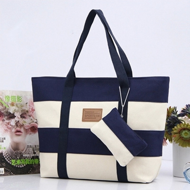 Холсте матери ребенка подгузников сумки свободного покроя женская сумочка мода одно ...
