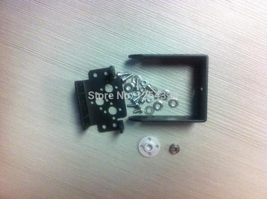 10pcs long U Bracket +10pcs Multifunction Bracket +10pcs Bearing +10pcs Matal steering wheel+others for Robot Arm<br><br>Aliexpress