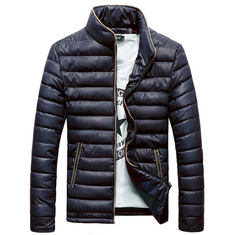 Lightweight Mens Down Jacket - JacketIn