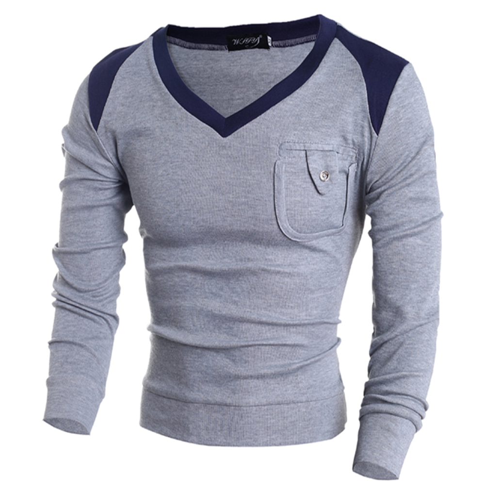 mens pocket pullover shirts promotion shop for promotional