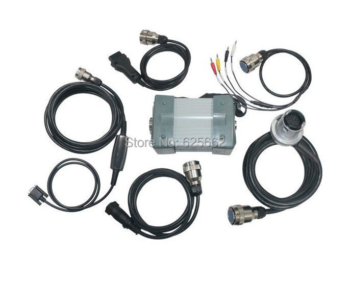 MB Star C3 without HDD with All New Relay and Strong Copper Cable DHL / EMS Shipping(China (Mainland))