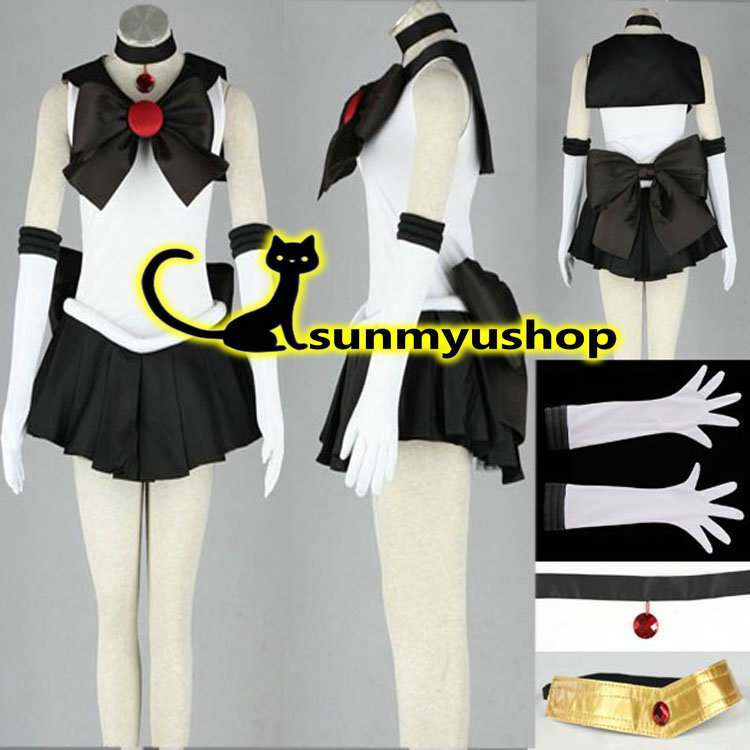 Free Shipping ! Sailor Moon Sailor pluto 01 Cosplay costume !  Acceptable orderОдежда и ак�е��уары<br><br><br>Aliexpress