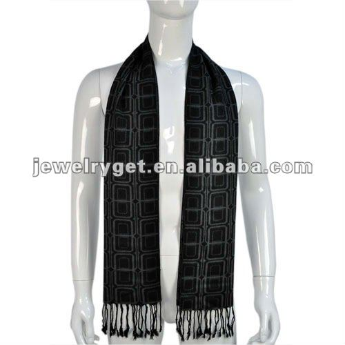 Fashion classical wear font b tartan b font scarves men 100 viscose plaid pattern winter scarf