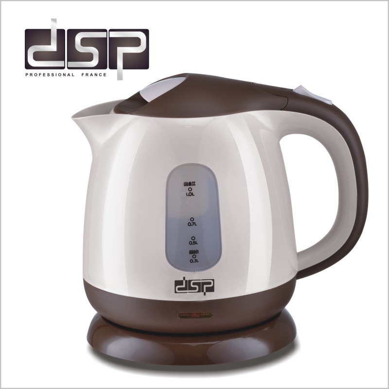 DSP KK1001 Electric Electric Tea Servicer Black Tea Kettle Anti-dry Boiling Machine Automatic Electric Cooking Tea Kettle(China (Mainland))