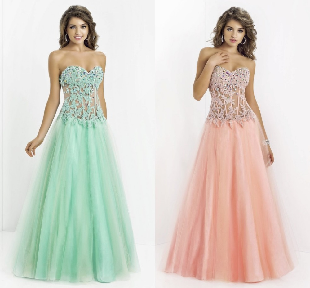 Girls Evening Dresses
