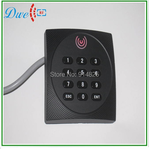 Free Shipping Factory Price Wiegand 26 125khz  ABS Resin Waterproof IP64 Door Access Control Reader<br><br>Aliexpress