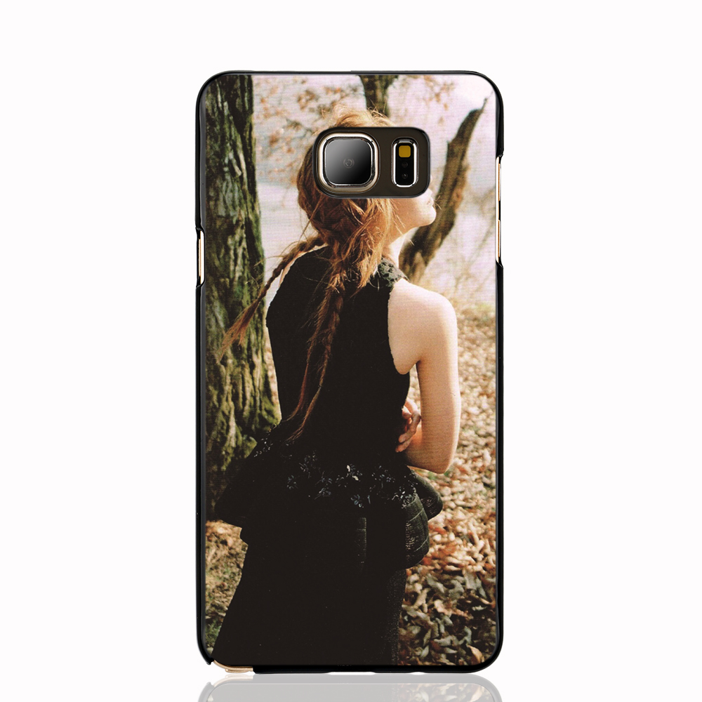 14258 krystal marie claire cell phone case cover for Samsung Galaxy Note 3,4,5,E5,E7 CORE Max G5108Q(China (Mainland))