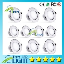 X2 CE RoHS Dimmable Led ceiling lamp 14W Led light 110-240V LED spot lighting led down lights downlight with led driver(China (Mainland))