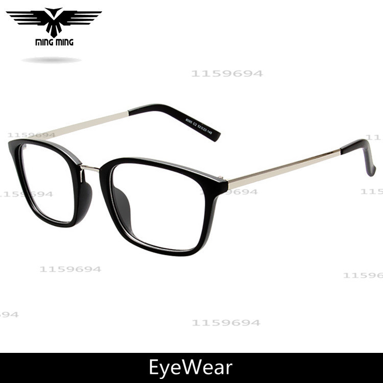 2015 fashion square eyeglasses retro men women designer eyeglasses frame optical computer eye What style glasses are in fashion 2015