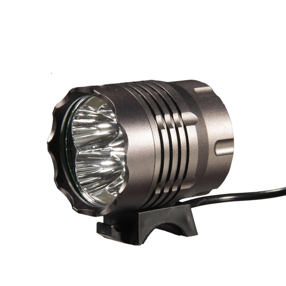 Aliexpress.com : Buy 5200 Lumens 4T6 Headlight 4 x CREE ...
