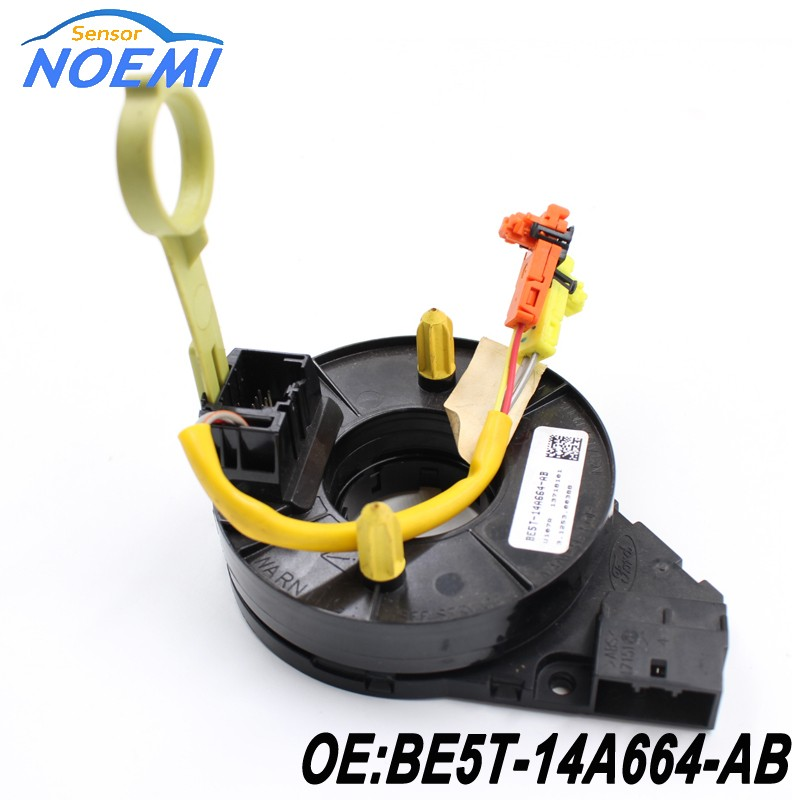 Free Shipping and Fast Delivery! New Clock Spring Airbag Driver Wheel For Ford Fusion 2012 BE5T-14A664-AB BE5T14A664AB Auto Part