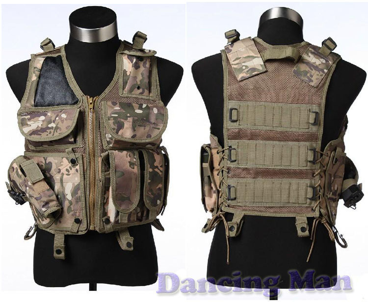 Гаджет  Tactical vest Utility Safety Black US navy seal modular load swat assault Military Airsoft Combat hunting police gun holster None Безопасность и защита