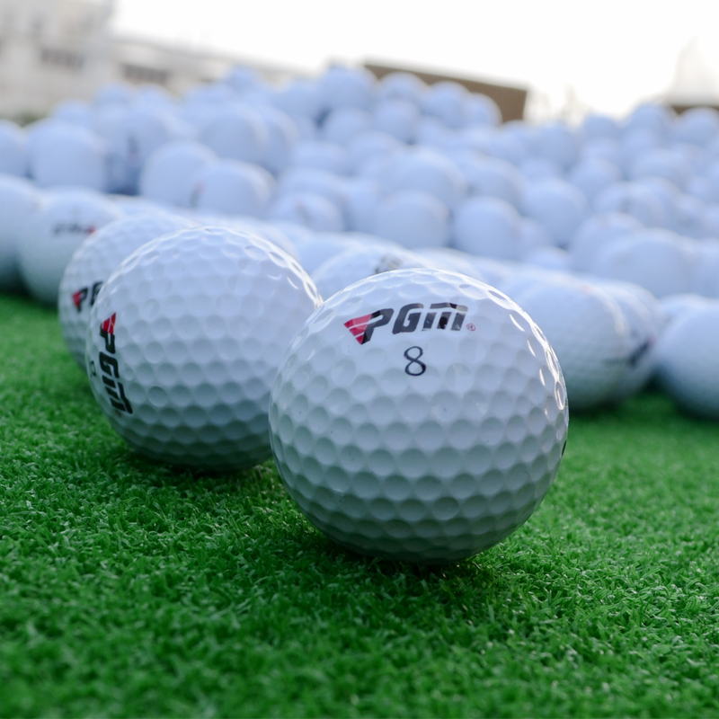 100 pieces of PGM brand plastic golf balls China, golf balls china golf ball marker promotional. Minimal order quantity is 100(China (Mainland))