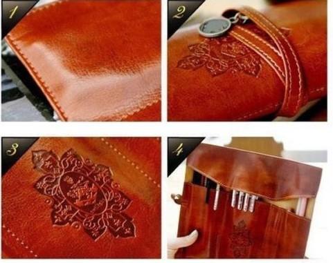2014 New Fashion Cheap Printed Cosmetic Bags Brand Mini Portable Women Makeup Bags(China (Mainland))