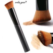 High Quality Angled Makeup Brush Multifunctional Foudation Brush Free Shipping