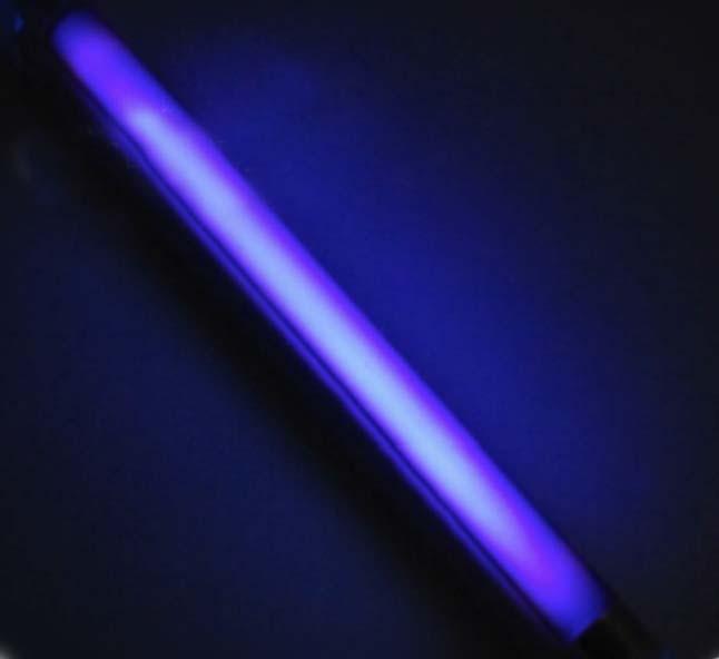 Free shipping 4W 6W 8W Energy Saving Black Light Straight Tube, CFL UV light, CFL BLB, CFL Purple Light22