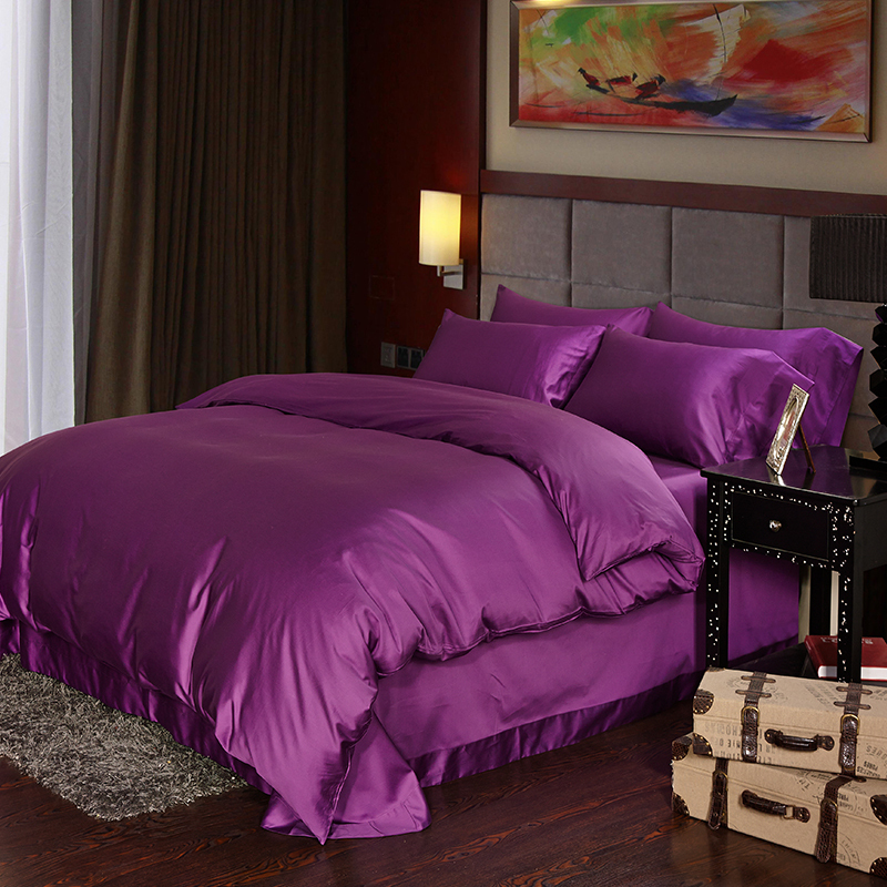 Popular Deep Purple Comforter Buy Cheap Deep Purple