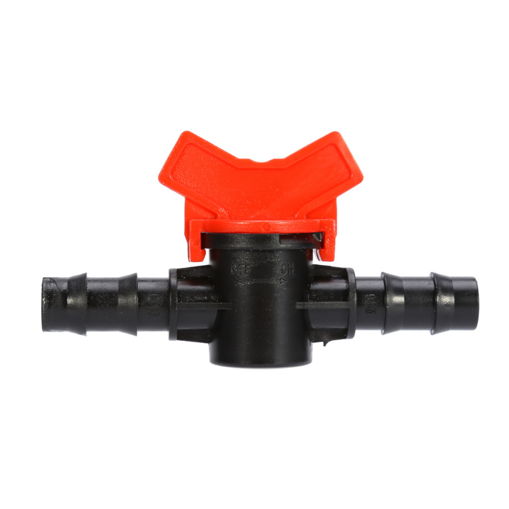 Convenient Coupling Pipe Irrigation Water Hose Switch Plastic Valve Switch Garden Watering Home Use(China (Mainland))