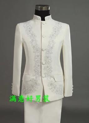 White korean men suit latest coat pant designs terno masculino trajes de novio suits wedding suits for men mens suits with pantsОдежда и ак�е��уары<br><br><br>Aliexpress