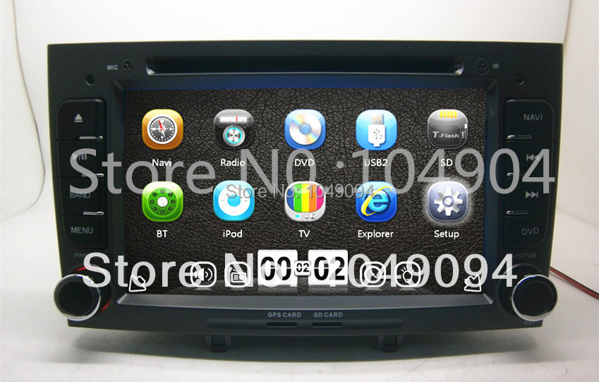 3G USB host Russian menu Peugeot 408 car dvd GPS with DVD player Audio canbus,steering wheel control,bleuooth,map Free shipping(China (Mainland))