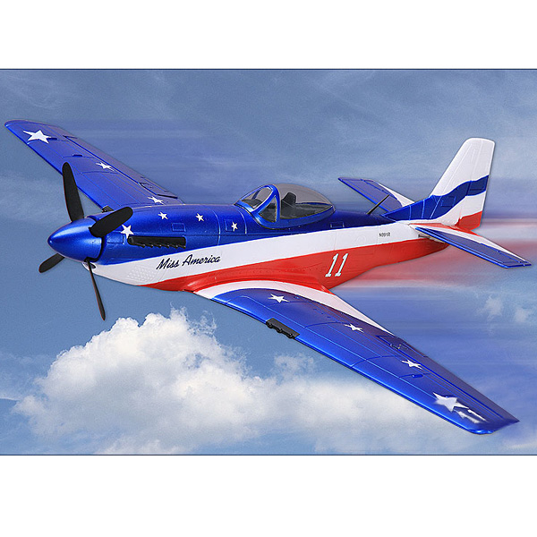 North American P-51D P51D for Mustang 680mm Wingspan Warbird KIT Rc Airplane(China (Mainland))