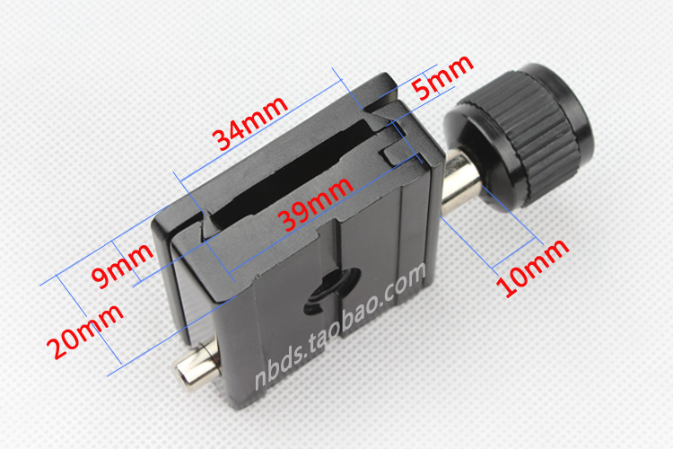 Hot quick release plate quick release plate jig head base pedestal clamp quick release plate holder stable Universal<br><br>Aliexpress