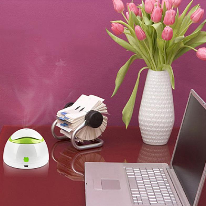 Гаджет  2013 Super Dual Free Shipping Mini USB Home Humidifier Support Humidifying/Aroma diffusion/Air Purification Baby Humidifier xmas None Бытовая техника