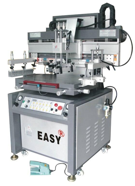 China Flat Bed Screen Printing Machine(China (Mainland))