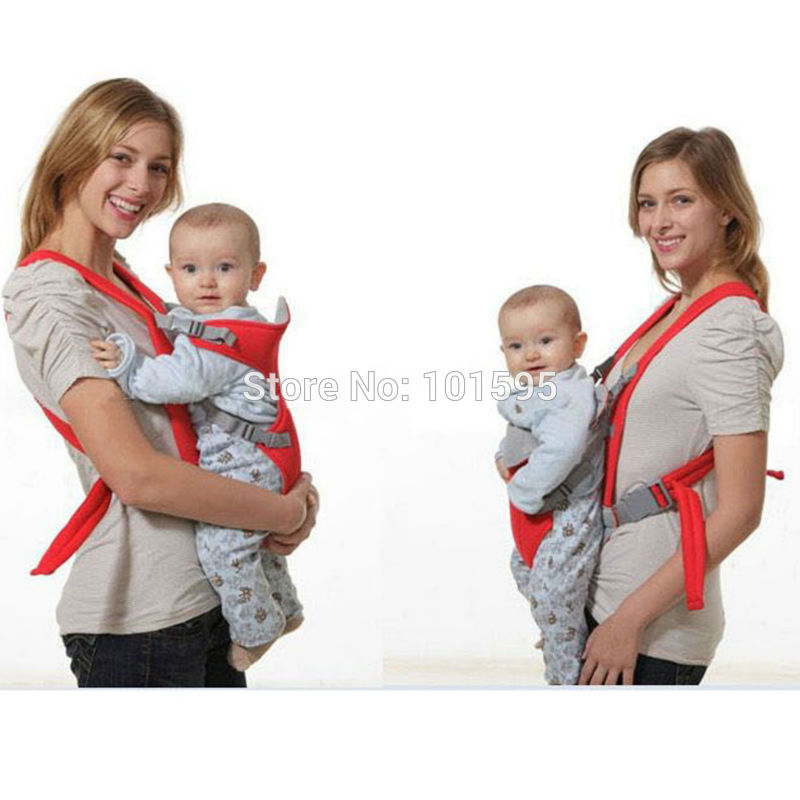 Front & Back Backpack Baby Infant Newborn Carrier Sling Pouch Wrap 4-36 Months Convenient Soft Safe Baby Carrier(China (Mainland))