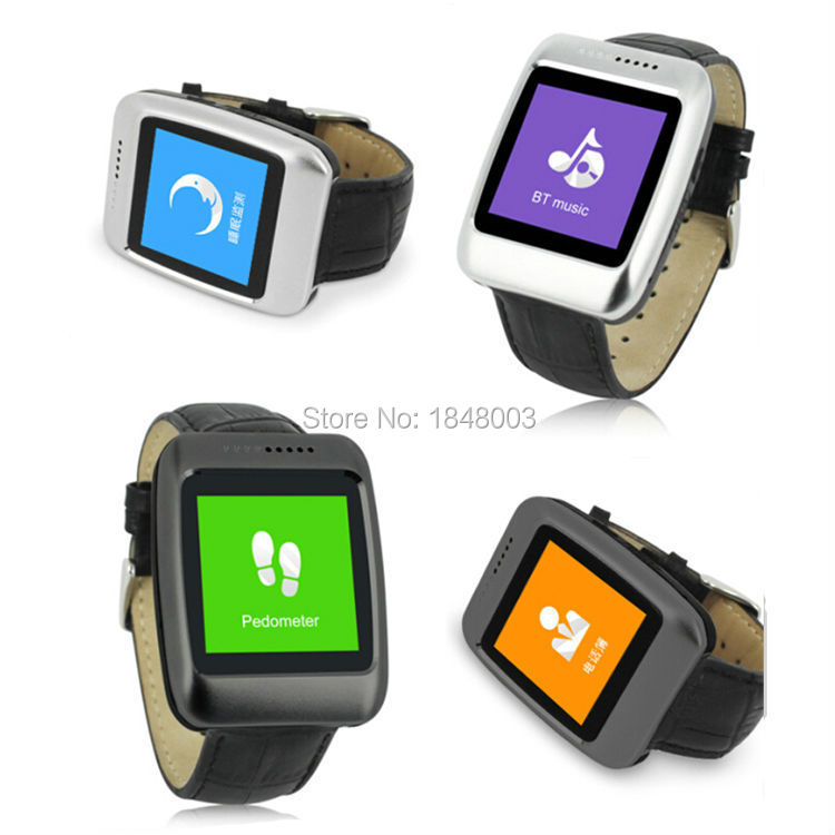 2015 Bluetooth 4.0 IOS & Android SOS Smart Watch S13 Reloj Inteligente G-sensor/Waterproof for apple iphone 6/6 plus samsung S6(China (Mainland))