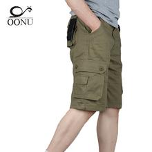 OONU 2016 Hot Summer Hommes Armée Cargo de Travail Casual Bermudes Shorts Hommes Mode Joggeurs ensemble Squad Match Pantalon Plus taille(China (Mainland))