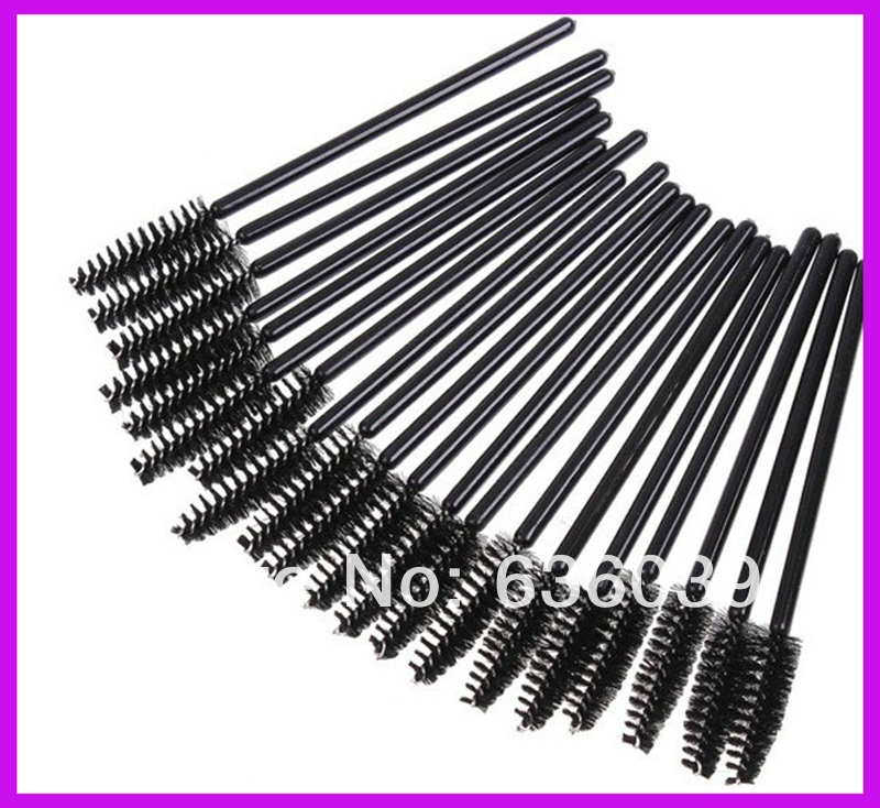 Buy 100pcs free shipping false eyelash for Mascara with comb wand