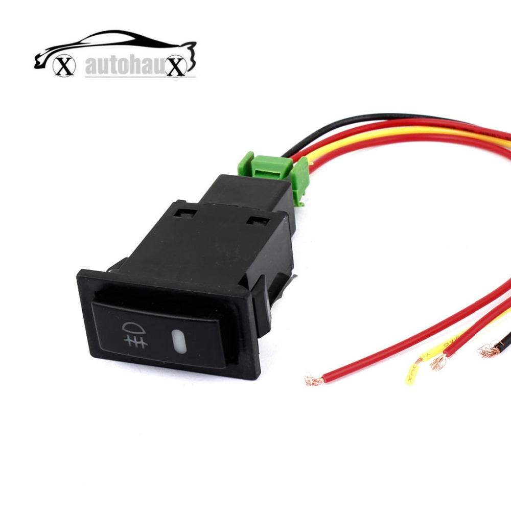 aliexpress buy dc12v panel mount black pilot l 4 wire fog light switch for toyota camry