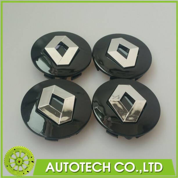 4Pcs 57mm Black Renault Wheel Center Hub Caps For Renault Clio Megane Laguna Scenic TwinGo 8200043899 Car Styling Car Covers <br><br>Aliexpress