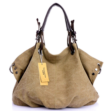 Womens Canvas Tote