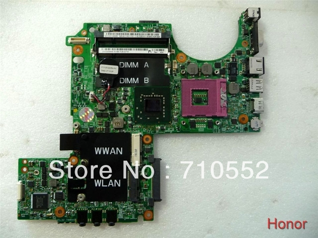 Post air mail free shipping for Dell XPS M1330 GM848 GM model notebook laptop motherboard Verified working