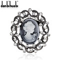 2016  Rhinestone Brooch for women LUXURY Water Drop Bride Brooch Pin Women Wedding Brooch