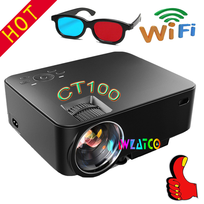 Wholesale price projector wifi android 4 4 bluetooth for Mini pocket projector price