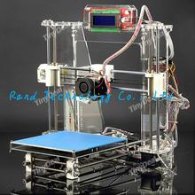 New Aurora Reprap Z605S 3D Printer DIY CNC Suit 3D Flatbed Printer Kits High Accuracy Self-replicating Machine