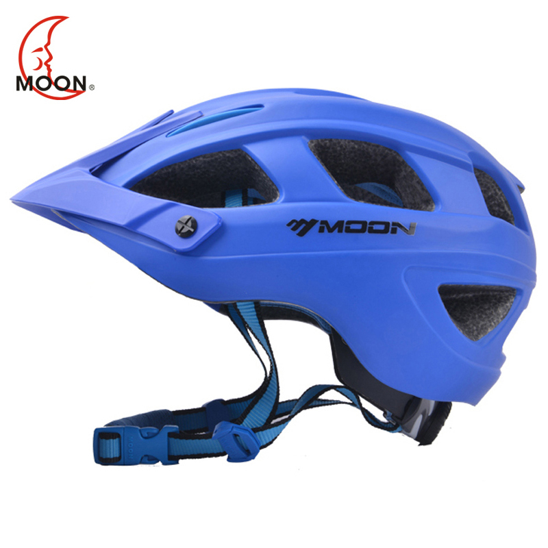 MOON Fashion Bicycle Helmet In-mold Breathable Cycling Helmet Road Mountain Size M/L CE Certification Bike MTB Helmet(China (Mainland))