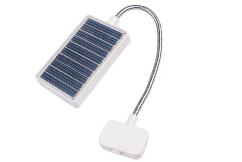2019 wholesale solar mini flexible clip on reading light solar charging book lamp solar powered. Black Bedroom Furniture Sets. Home Design Ideas