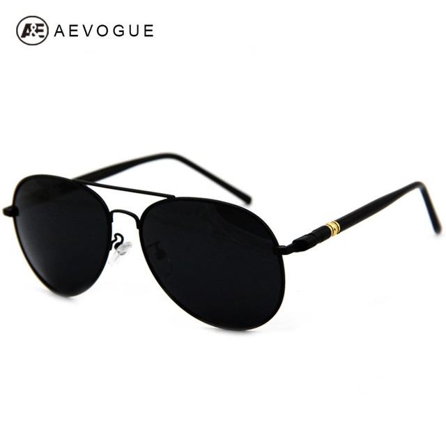 Aevogue горячая распродажа марки дизайна очков людей поляризованных разноцветные жк-поляроид солнцезащитные очки UV400 AE0029