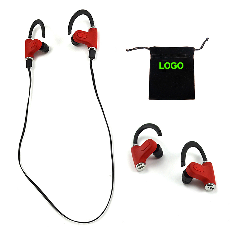 buy s530 sport stereo wireless bluetooth headphones headset ear hook music. Black Bedroom Furniture Sets. Home Design Ideas