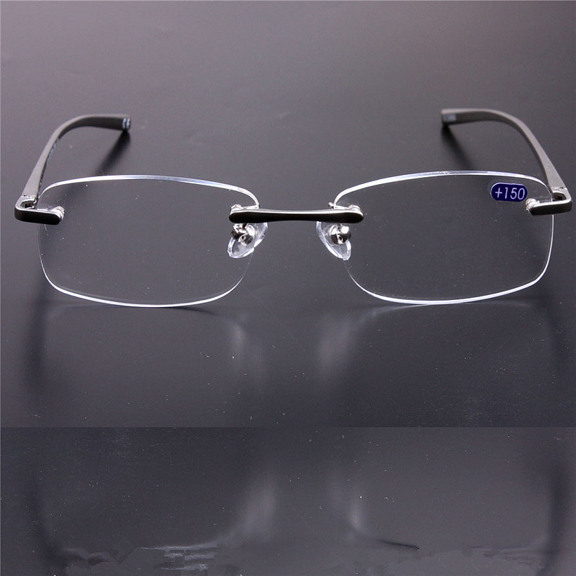 Frameless Magnifying Glasses : Online Get Cheap Rimless Round Reading Glasses -Aliexpress ...