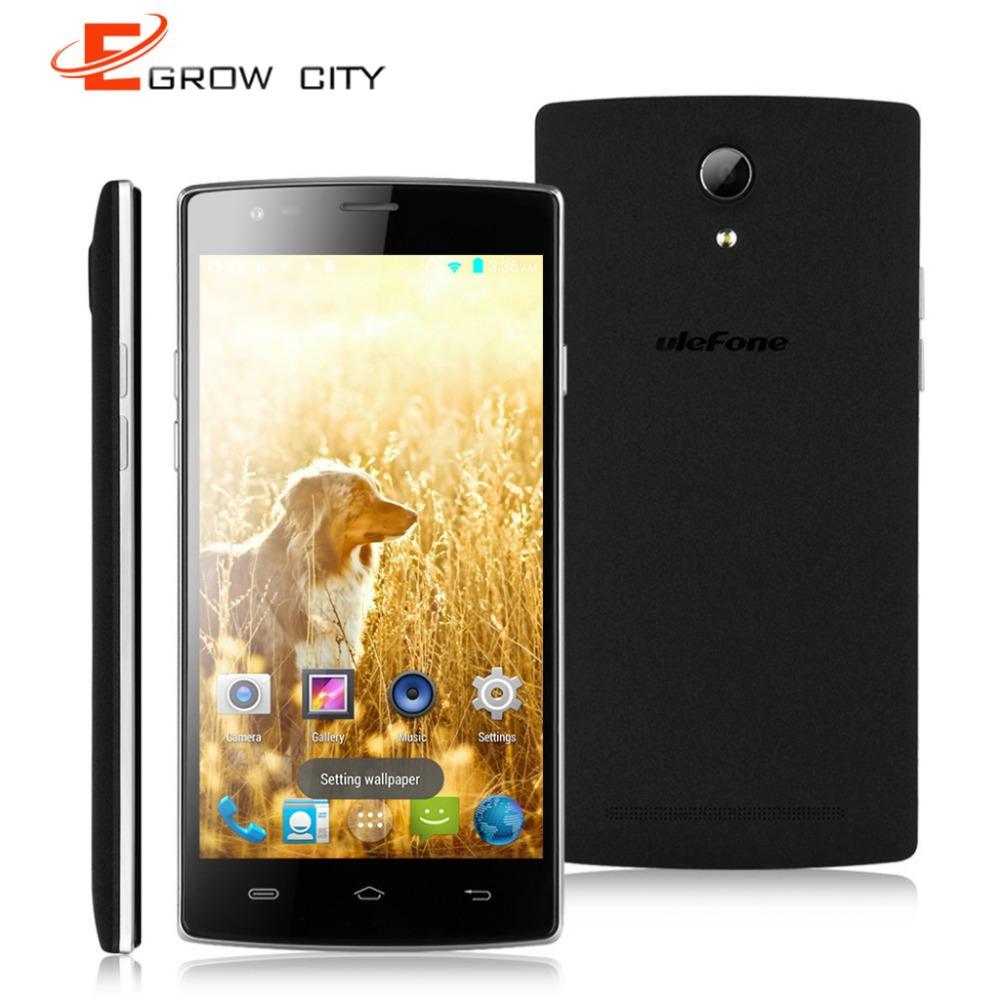 "Original Ulefone Be Pro 5.5"" Android 4.4 MTK6732 Quad Core Phone 4G LTE 2GB 16GB 13.0MP Camera Dual SIM Smart phone(China (Mainland))"