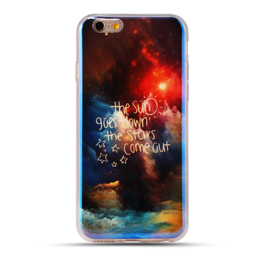 2016 New Fashion Luxury Soft Silicone Rubber Case Cover Skin Apple iPhone 6 6G iPhone6 4.7 inch iPhone6S Plus - LEMFO 3C Brand Mall store