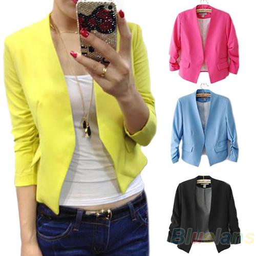 Женский пиджак Outcoat 026Q 36E1 33418