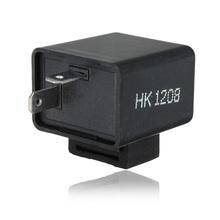 Motorcycle Flasher Relay LED Turn Signals Indicator Resistor 2-Pin For Harley /Honda /Yamaha(China (Mainland))