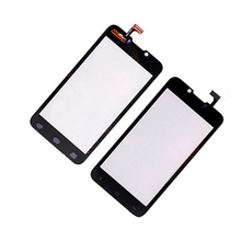 2016 Black Color Touch Screen Replacement Front Glass Lens Panel TP For Fly IQ441 Moblie Phone Description: